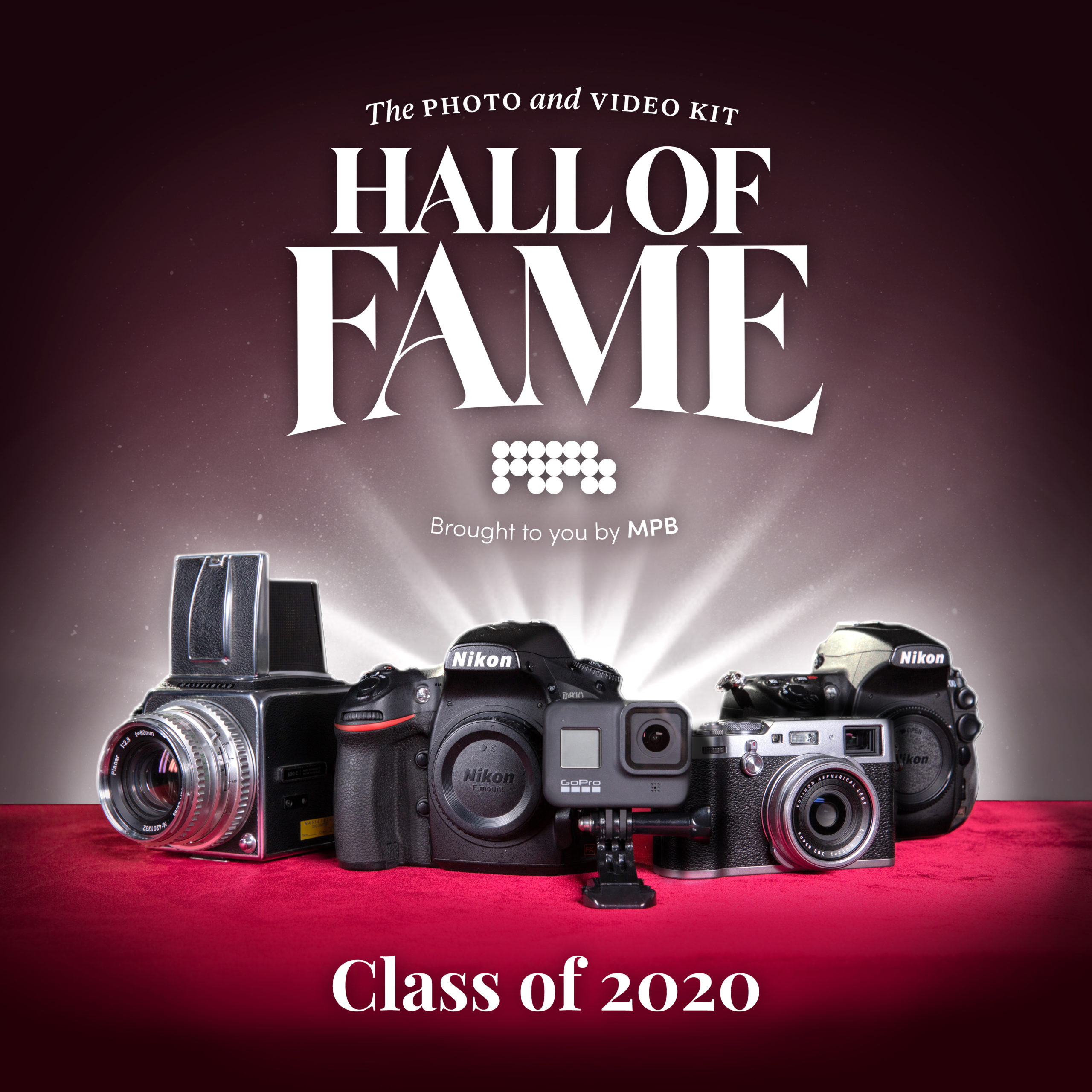 MPB announces 'Hall of Fame' cameras and lenses - Amateur Photographer