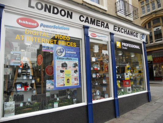 Getting the best price for used cameras and lenses 4
