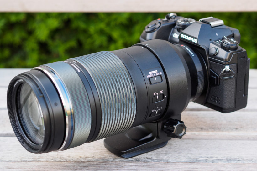 Olympus M.Zuiko Digital ED 100-400mm f/5-6.3 IS review