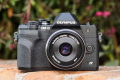 Olympus OM-D E-M10 Mark IV review: hands-on first look