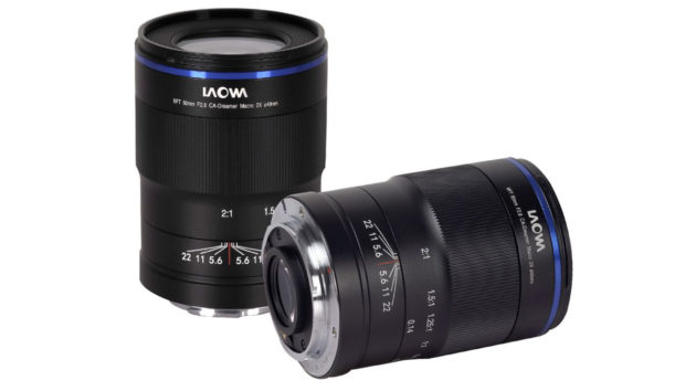 First 2x macro lens for Micro Four Thirds 1