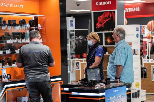 Getting the best price for used cameras and lenses 2