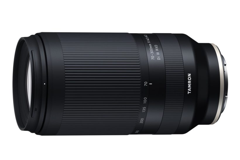 New Tamron 70-300mm telephoto for Sony