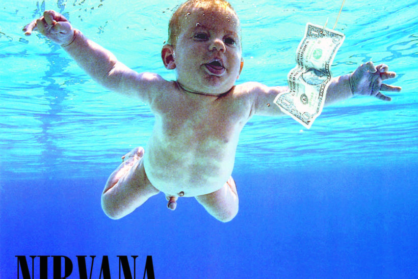 Greatest album photography of all time: Nirvana's Nevermind