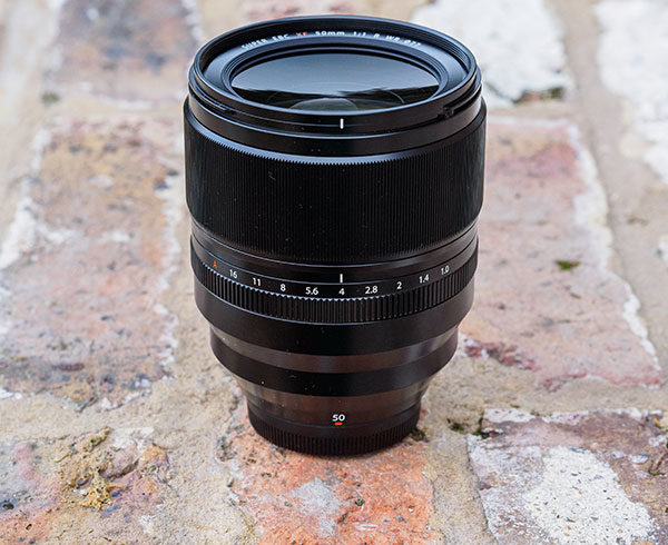 Fujifilm Fujinon XF 50mm F1.0 R WR review: hands-on first look