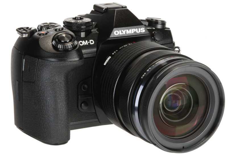 Get a free Olympus Pro lens with the E-M1 Mark II