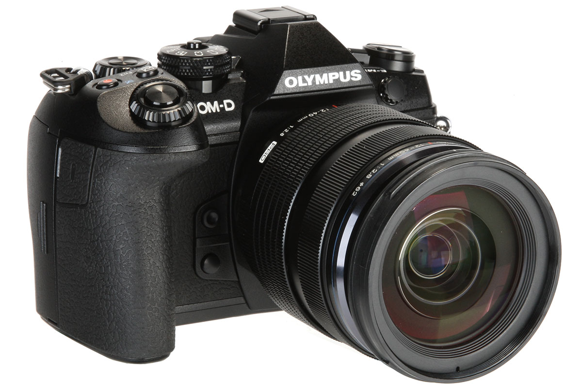 Get a free Olympus Pro lens with the E-M1 Mark II - Amateur Photographer