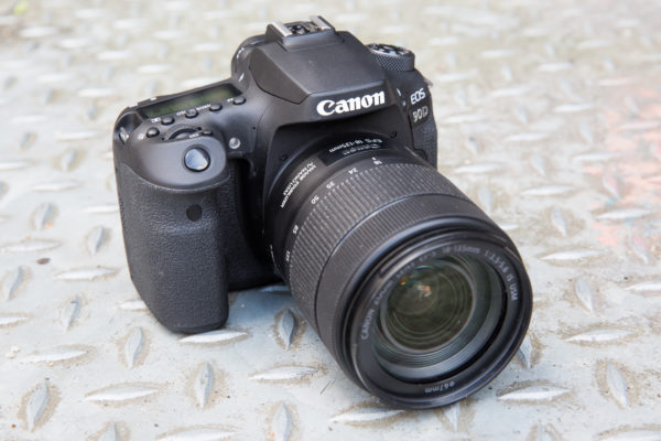 Best DSLR for enthusiasts
