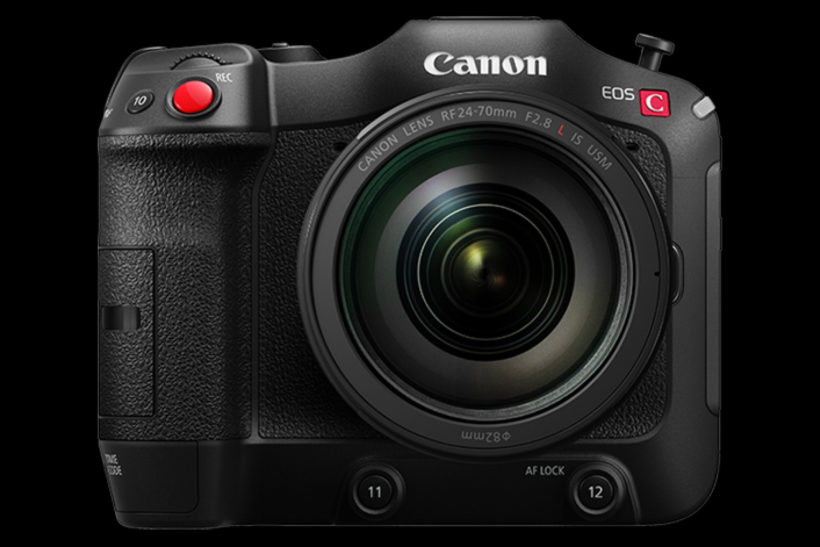 Canon launches cinema camera with RF mount, plus new EF to RF adapter