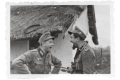 New book reveals WW2 – as photographed by German soldiers