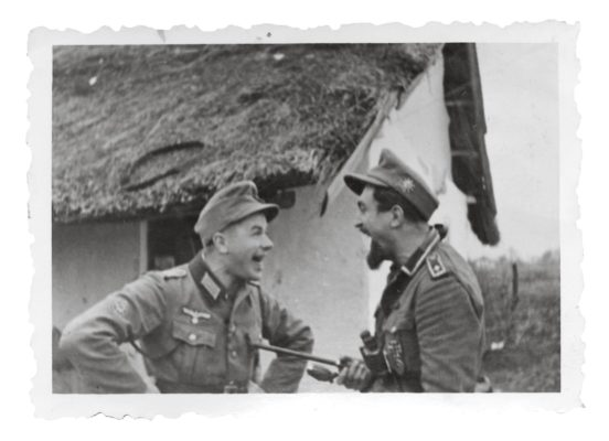 New book reveals WW2 - as photographed by German soldiers 16