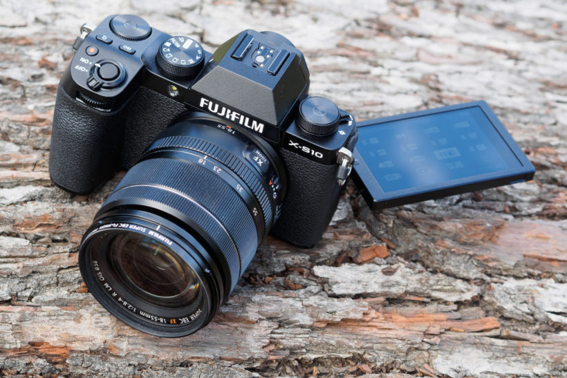 Fujifilm X-S10 hands-on first look