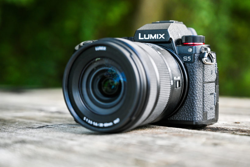 Panasonic Lumix S5 review
