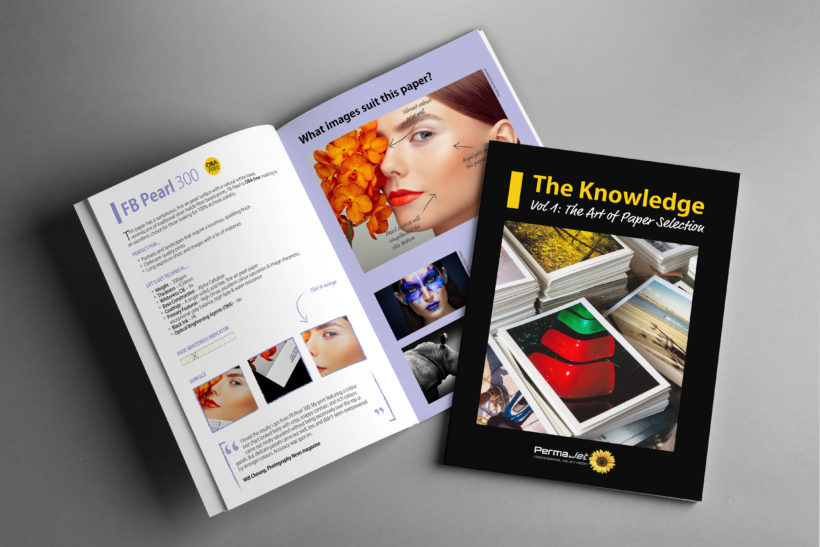 Free guide to picking the best inkjet paper