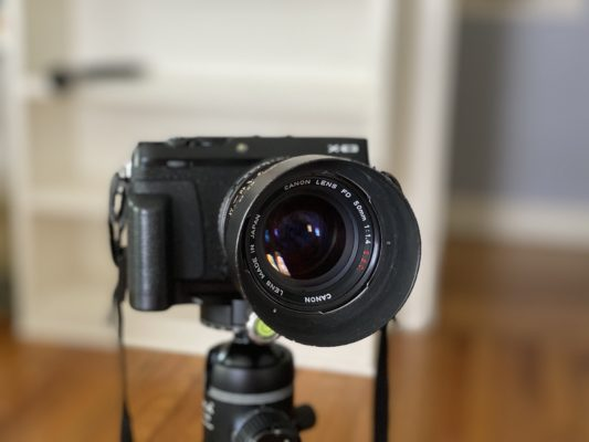 Get great shots with vintage lenses 31