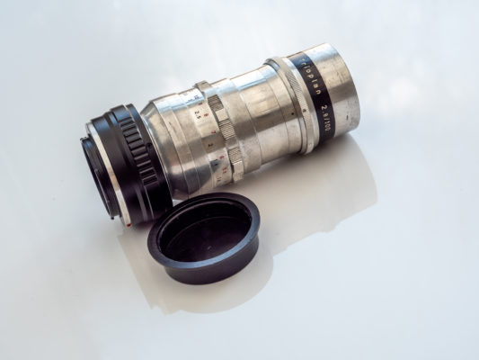 Get great shots with vintage lenses 34