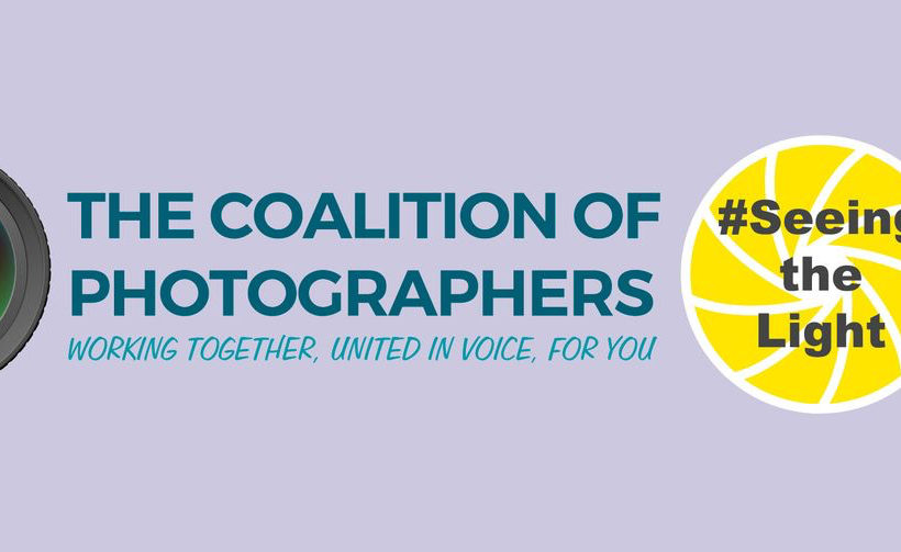 New coalition speaks up for photography industry hit by Covid