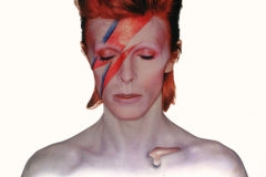 Greatest album cover photography: Aladdin Sane by David Bowie