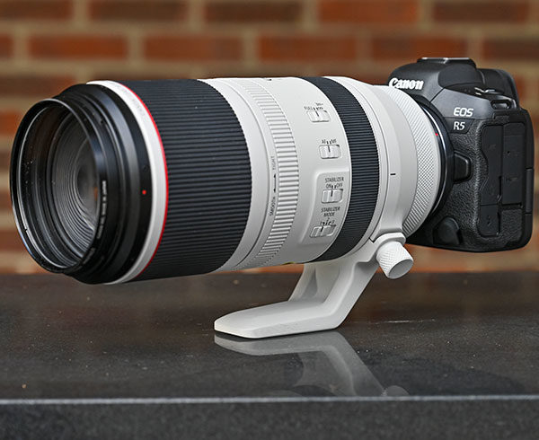 Canon RF 100-500mm F4.5-7.1 L IS USM review