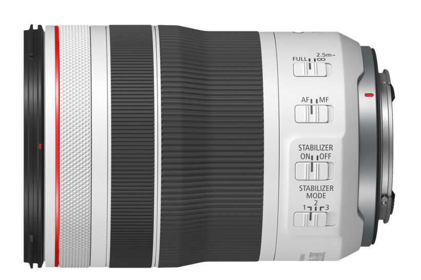 Canon bolsters RF lens range with 50mm f/1.8 and 70-200mm f/4