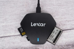Lexar Professional Multi-Card 3-in-1 USB 3.1 Reader review