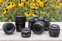 Which mirrorless camera systems have the best lens selection?