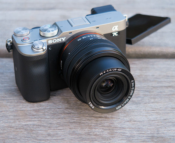 Sony Alpha 7C review