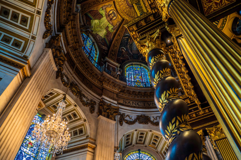 Lift your spirits: how to photograph churches