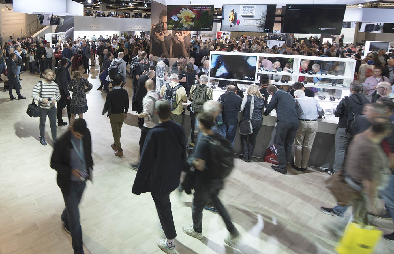 Breaking news: Photokina suspended - Amateur Photographer