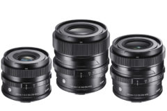 Sigma launches three compact 'I-series' primes