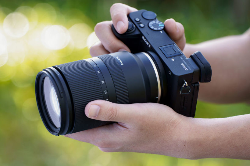 Tamron 17-70mm F/2.8 Di III-A VC RXD for Sony APS-C cameras