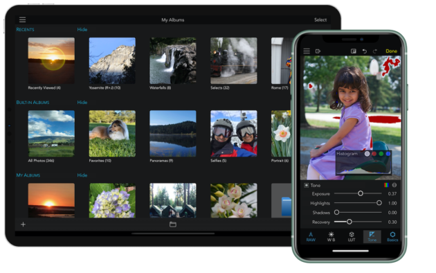 Discounts on MacOS and iOS photo-editing software 12