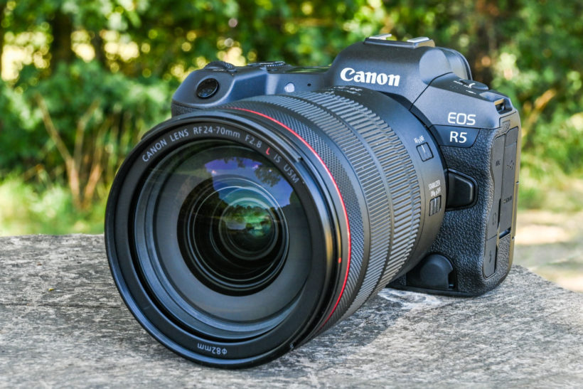 Canon EOS R5 boosts sales figures, selling particularly well in China