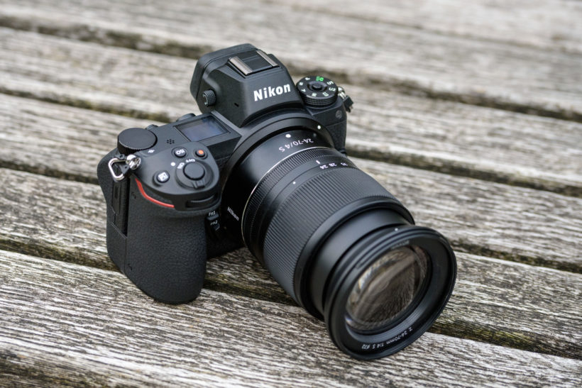 """Nikon doubles down on mirrorless: """"I wasn't looking at the market calmly"""" says top exec"""