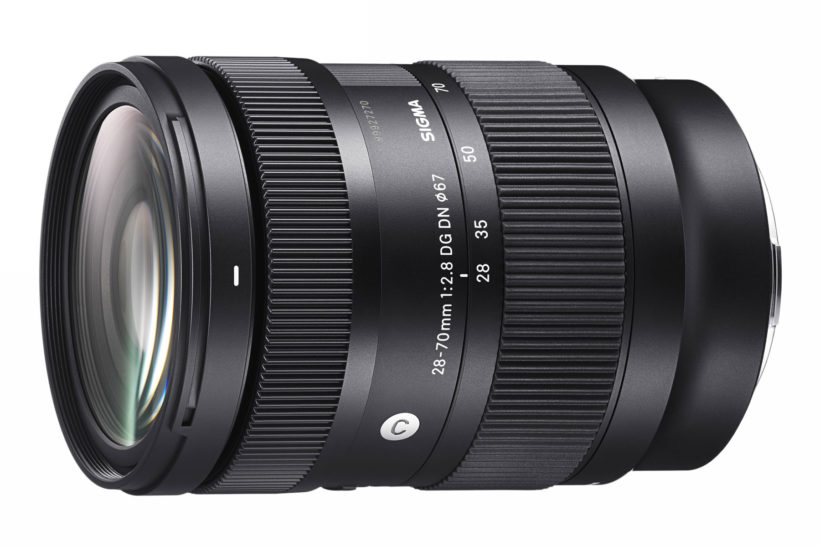 Sigma launches compact, lightweight 28-70mm F2.8 DG DN