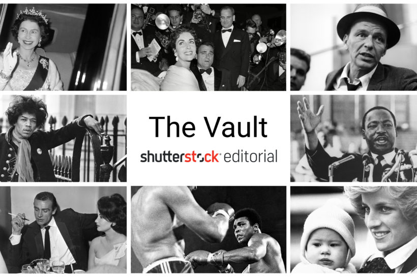 Shutterstock launches The Vault – how do you organise 40 million photos?