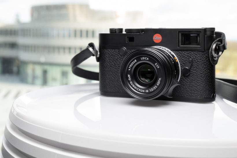 Leica reveals compact M-mount 35mm f/2