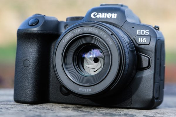 Canon RF 50mm F1.8 STM