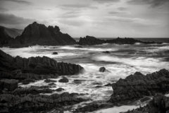 How to mix digital and film for fantastic B&W landscapes