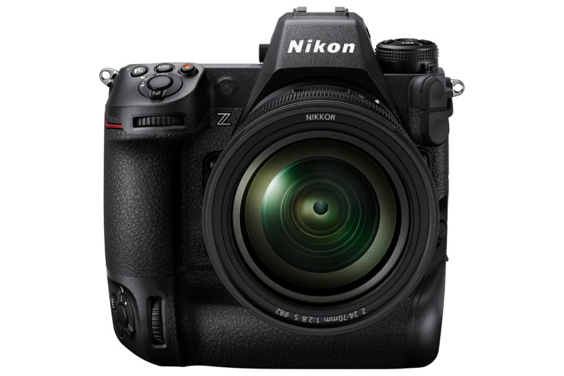 It's official: new Nikon mirrorless flagship is the Z 9, coming out this year