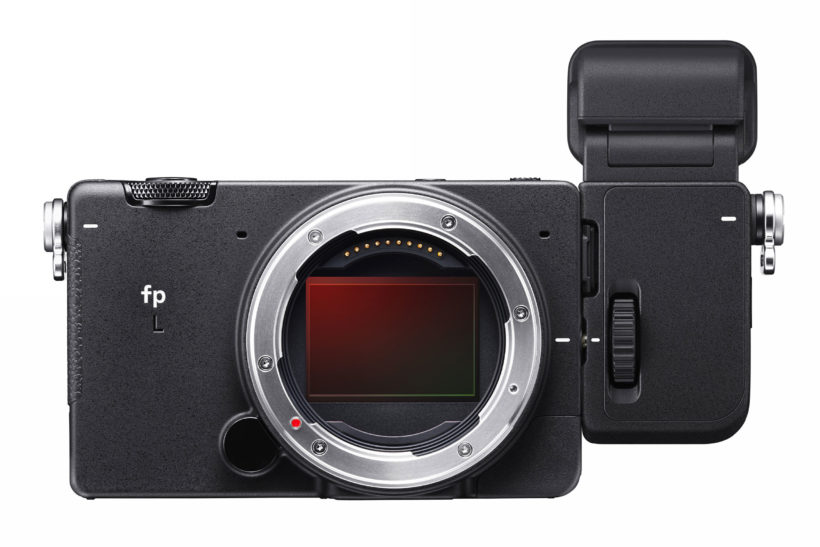 Sigma launches 61MP full-frame mirrorless fp L