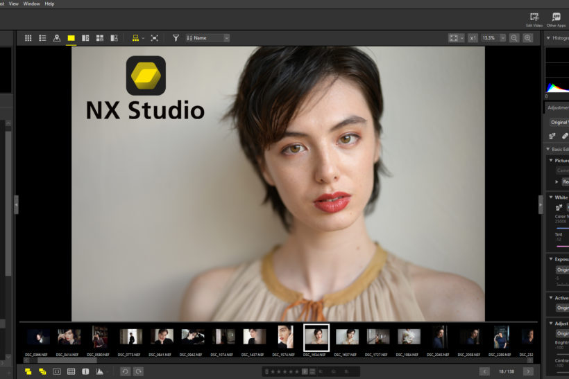 Nikon releases new photo-editing software – and it's free