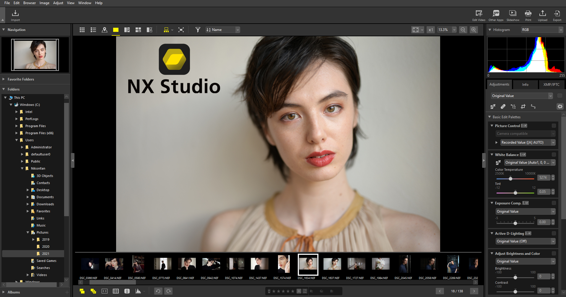 Nikon releases new photo-editing software - and it's free - Amateur Photographer