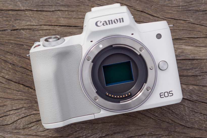 What are the smallest, most portable mirrorless cameras?