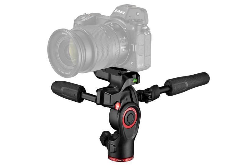 Manfrotto Befree 3-Way Live Tripod Head review