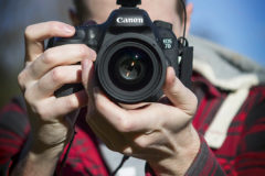 How to shoot video on the Canon EOS 7D Mark II