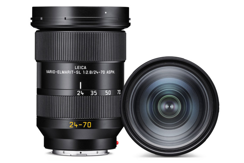 Leica reveals relatively compact and affordable L-mount 24-70mm f/2.8