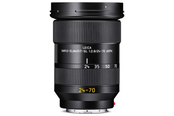 Leica reveals relatively compact and affordable L-mount 24-70mm f/2.8 43
