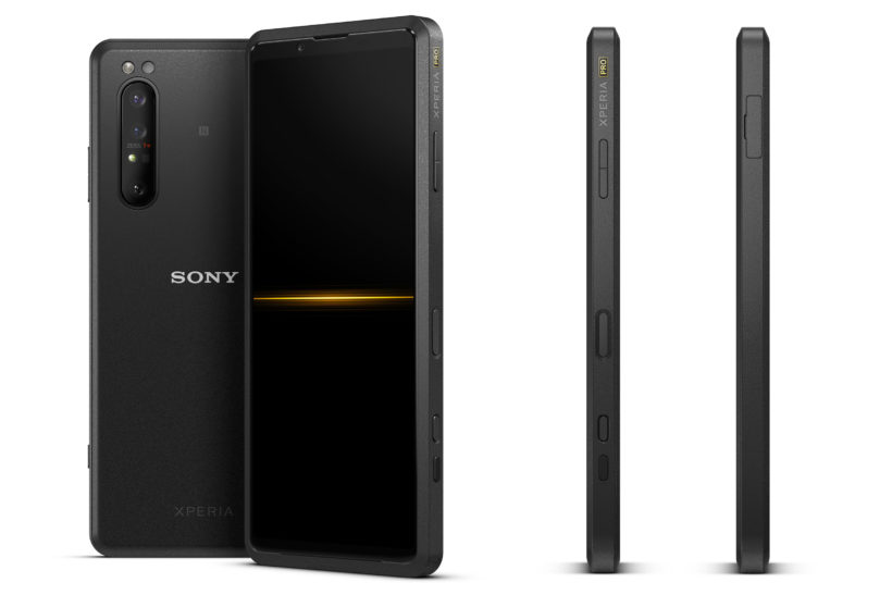 Sony Xperia PRO launches in UK