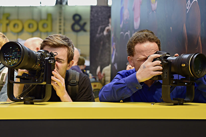 Full steam ahead for The Photography Show 2021